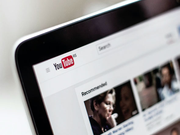 Make a YouTube channel. - Top Tips for Releasing Your Own Music Album